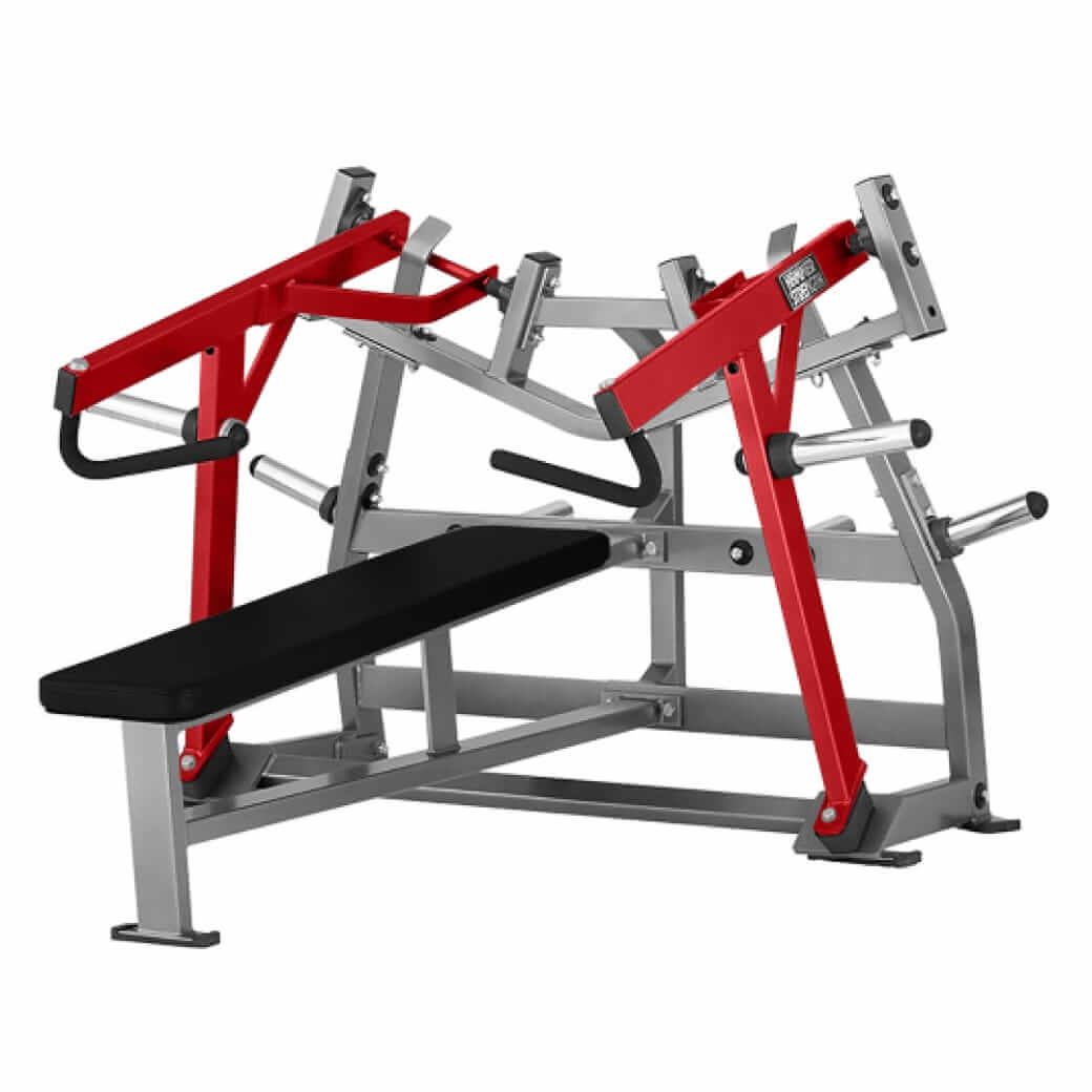 ISO LATERAL HORIZONTAL BENCH PRESS